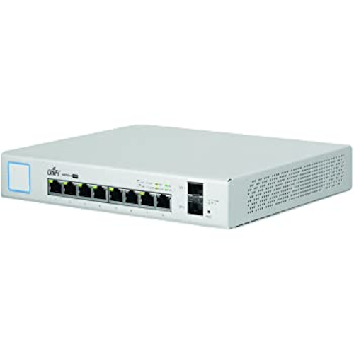 https://www.intelesync.com:443/products/networking-switches/unifi-us-8-150w/